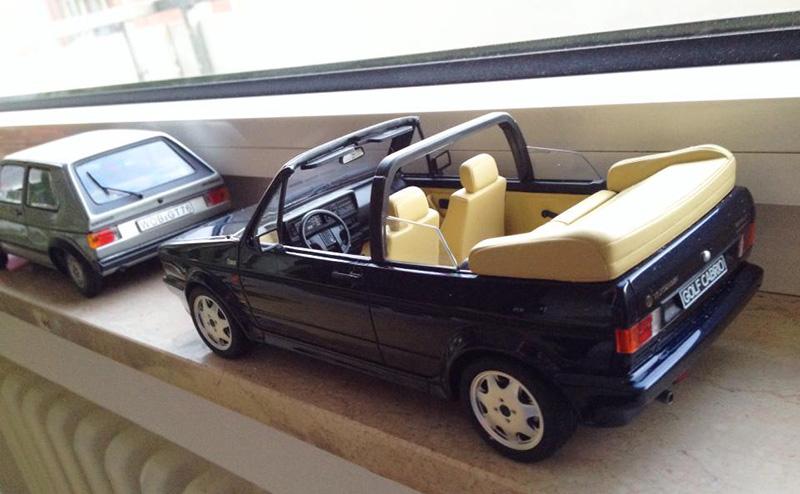 Cabrio-Modell