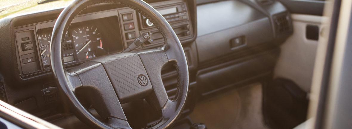 uehsi.de - (M)ein Golf 1 Cabrio & Autopflege Blog