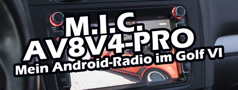 M.I.C. AV8V4-Pro
