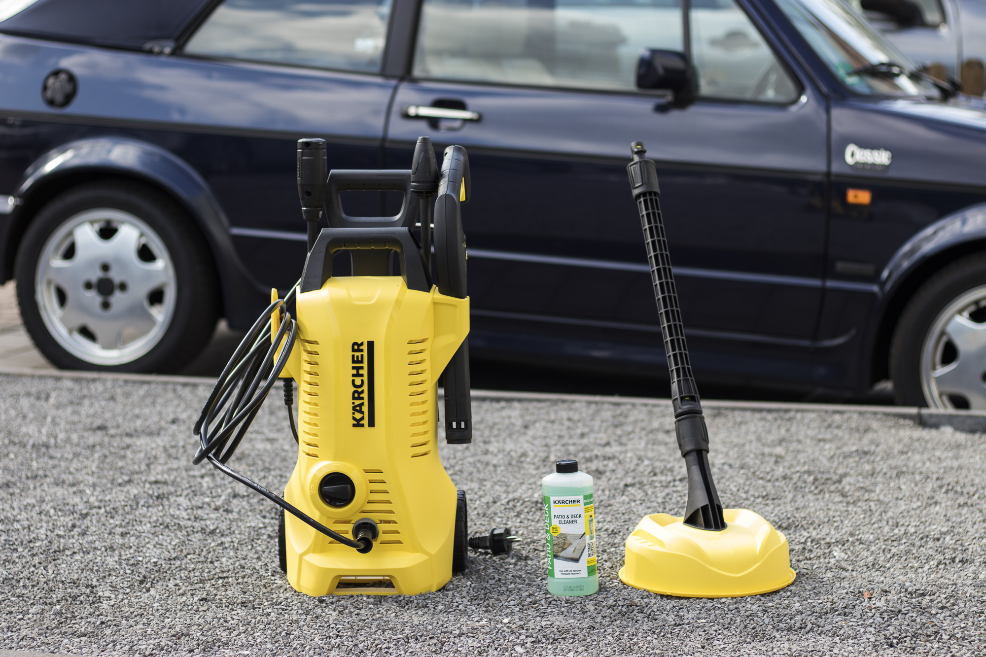 Kärcher Hochdruckreiniger K 2 Full Control Car Home